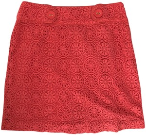 Beth Bowley Textured Knit Luxury Classic Preppy Skirt
