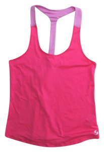 Soffe Racerback Active Yoga Workout Running Tunic Top