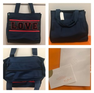 Tory Sport by Tory Burch Tote in Navy