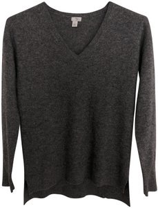 Halogen Luxury V-neck Soft Comfortable Classic Sweater