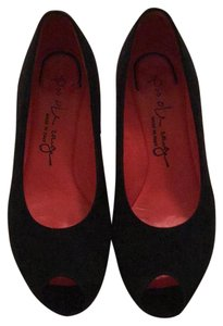 Pas de Rouge black Pumps