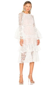 DIOR BELLA Cocktail Special Occasion Wedding Lace Dress