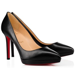 Christian Louboutin Classic Heels Cut Out black Pumps