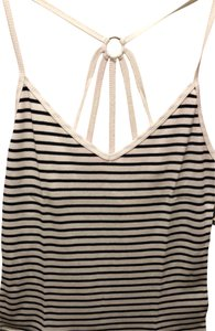 9d4ef6756662f Aéropostale Ring Extra Straps Top White With Black Stripes-- New with Tags  -please