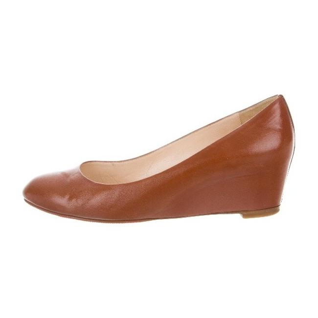 Item - Wedge Flats Size EU 39 (Approx. US 9) Regular (M, B)
