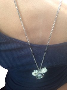 Other Silver Charm Necklace