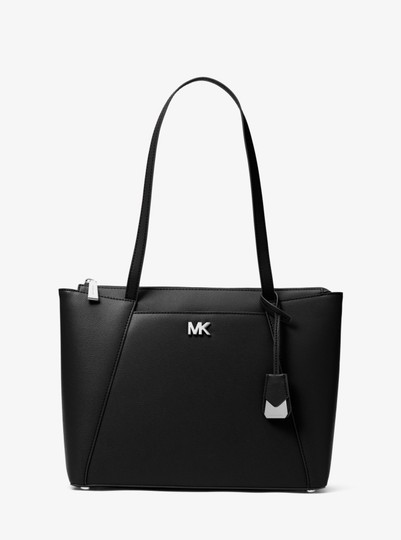 Michael Kors Leather 30s8sn2t2l Tote in Black