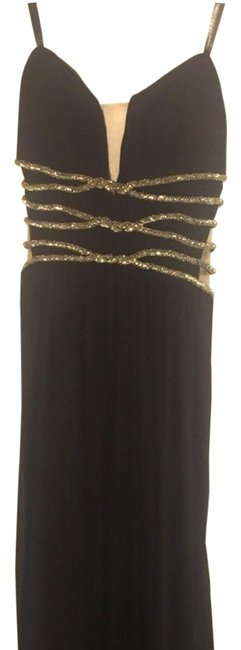 Preload https://item5.tradesy.com/images/terani-couture-black-long-formal-dress-size-4-s-23973014-0-1.jpg?width=400&height=650
