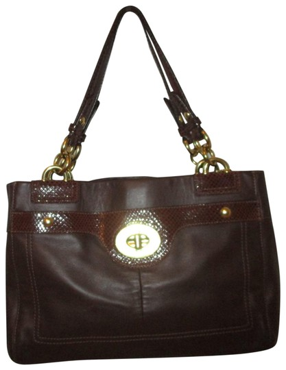 Preload https://item4.tradesy.com/images/coach-f16531-brown-cowhide-leather-satchel-23973038-0-1.jpg?width=440&height=440