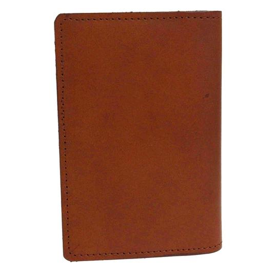 Burberry BURBERRYS OF LONDON Logos Card Case Leather Brown Accessory