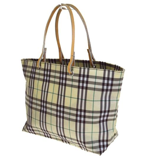 Burberry Made In Italy Tote in Green
