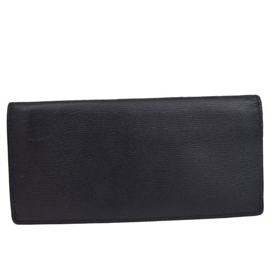 Preload https://item5.tradesy.com/images/burberry-black-label-long-bifold-purse-leather-wallet-23973199-0-0.jpg?width=440&height=440