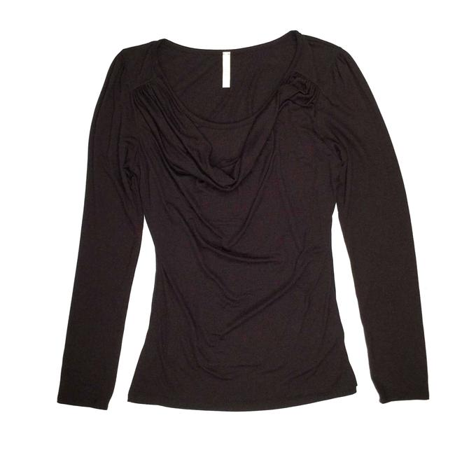 Item - Women's Size M Long Sleeve Crew Neck Black Sweater