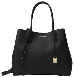 Michael Kors Leather 30h7gz5t7a Satchel in Black