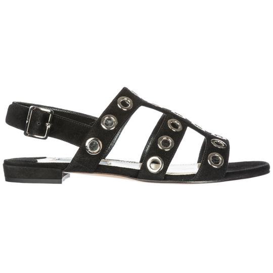 Preload https://img-static.tradesy.com/item/23973257/prada-women-s-suede-sandals-size-us-7-regular-m-b-0-0-540-540.jpg