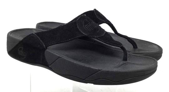 Preload https://img-static.tradesy.com/item/23973273/fitflop-black-women-s-patent-leather-flip-flops-sandals-size-us-8-regular-m-b-0-0-540-540.jpg