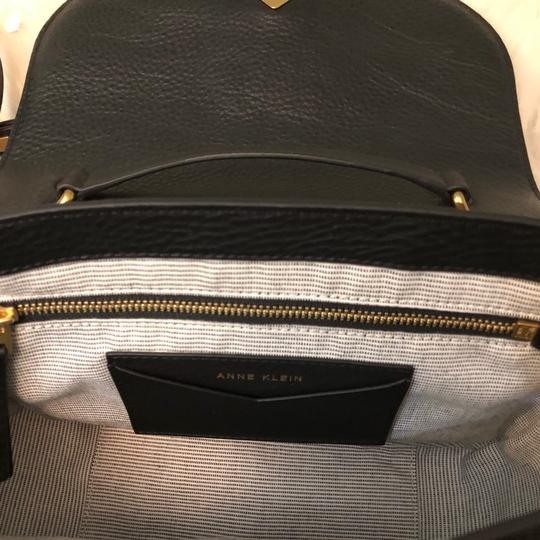 Anne Klein Collection Leather Purse Hobo Bag