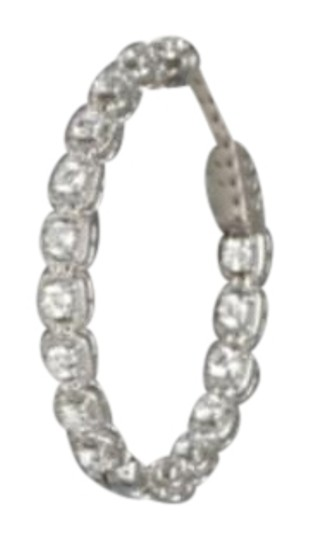 Preload https://img-static.tradesy.com/item/23973367/saks-fifth-avenue-diamonds-and-14k-white-gold-colorless-collection-earrings-0-1-540-540.jpg