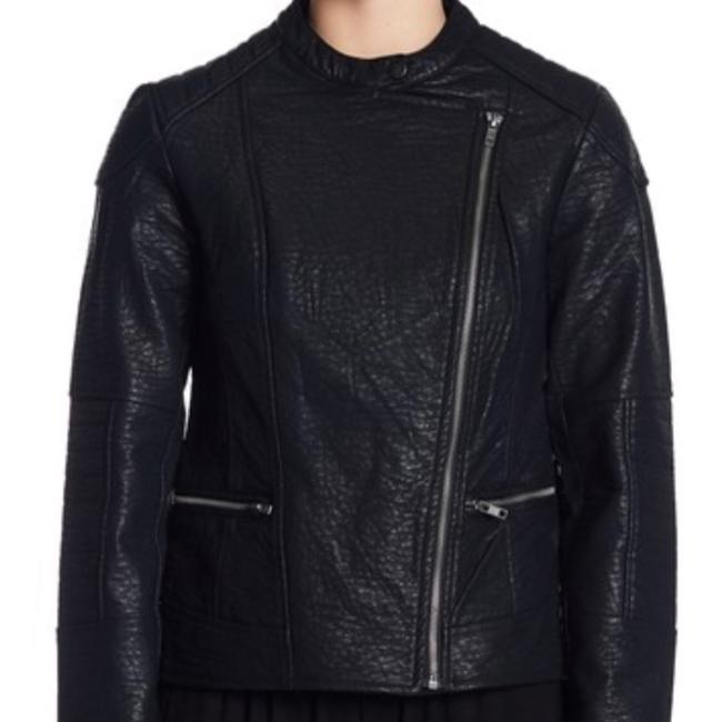 Cup Cake & Cashmere Leather Jacket