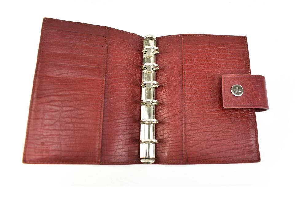 a7852e0b Red Leather &