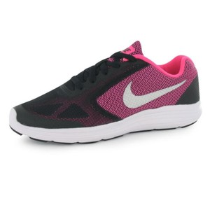 Nike Black/pink Athletic