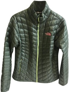 The North Face Glossy olive green Jacket