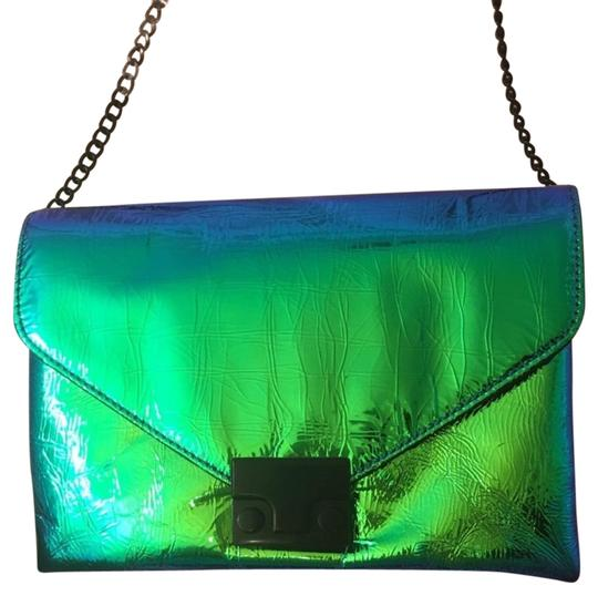 Preload https://img-static.tradesy.com/item/23973570/loeffler-randall-holographic-mermaid-crossbodyclutch-clutch-0-1-540-540.jpg
