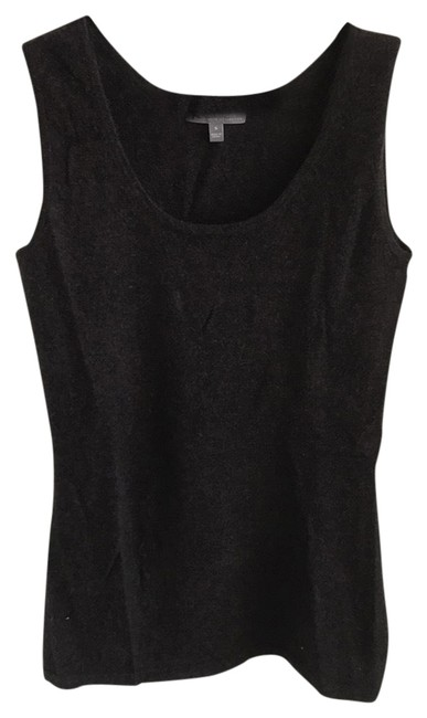 Preload https://item1.tradesy.com/images/neiman-marcus-brown-cashmere-shell-tank-topcami-size-4-s-23973650-0-1.jpg?width=400&height=650
