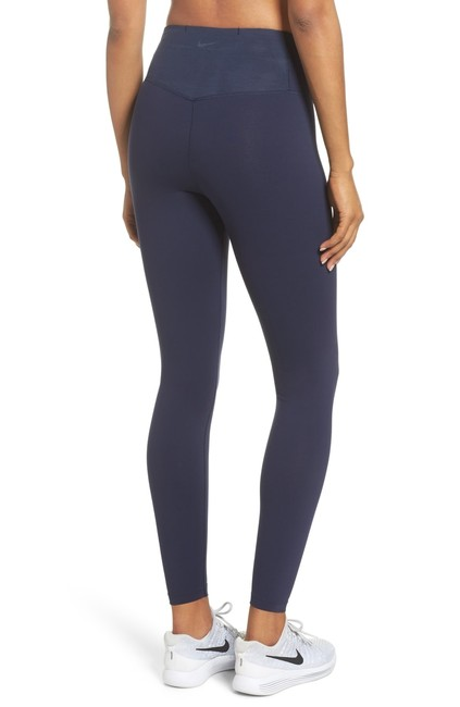 Nike Nike Women's Sculpt Lux Training Compression Pants Navy Blue
