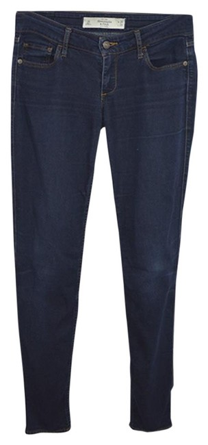 Preload https://img-static.tradesy.com/item/23973694/abercrombie-and-fitch-dk-wash-dark-rinse-150-5-skinny-jeans-size-26-2-xs-0-1-650-650.jpg