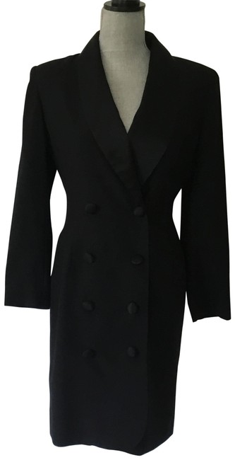 Preload https://item4.tradesy.com/images/brooks-brothers-black-tuxedo-mid-length-cocktail-dress-size-6-s-23973733-0-1.jpg?width=400&height=650