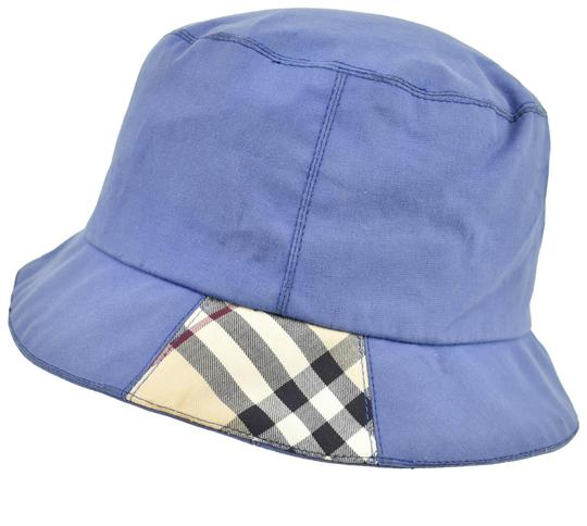 Preload https://item3.tradesy.com/images/burberry-london-blue-and-nova-check-sz-m-bucket-hat-23973737-0-2.jpg?width=440&height=440
