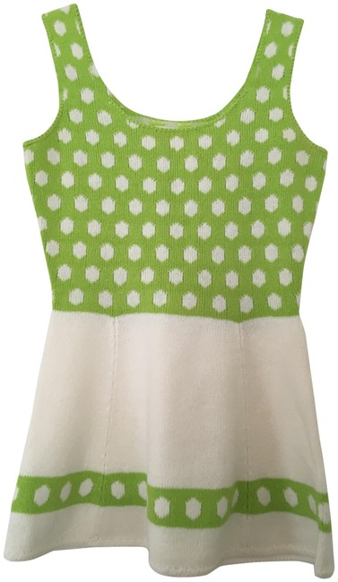 Preload https://img-static.tradesy.com/item/23973739/white-and-green-hampton-court-tennis-short-casual-dress-size-8-m-0-1-650-650.jpg