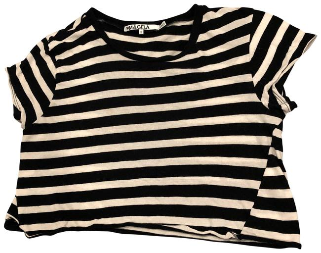 Preload https://item5.tradesy.com/images/pam-and-gela-crop-tee-shirt-size-4-s-23973759-0-1.jpg?width=400&height=650