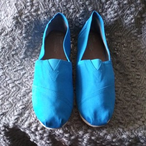 TOMS Blue light Flats