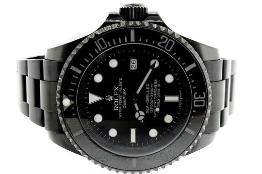 Rolex Rolex Deep Sea Sea-Dweller 116660 Black PVD/DLC 44mm Watch