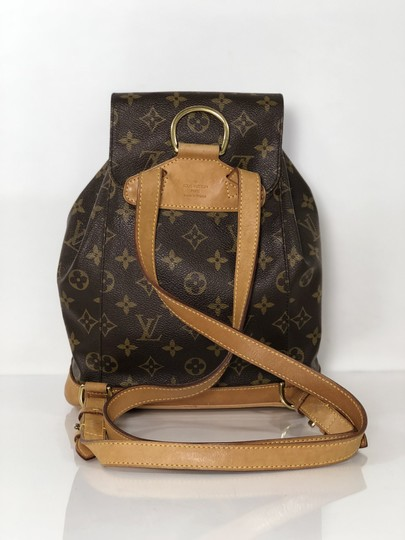 Louis Vuitton Lv Montsouris Montsouris Monogram Backpack
