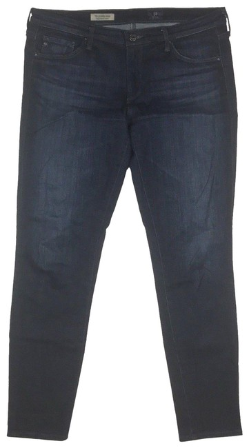 Preload https://img-static.tradesy.com/item/23973889/ag-adriano-goldschmied-blue-legging-ankle-super-r-skinny-jeans-size-30-6-m-0-1-650-650.jpg