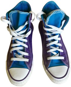 15dae13b806d Women s Purple Converse Shoes - Up to 90% off at Tradesy