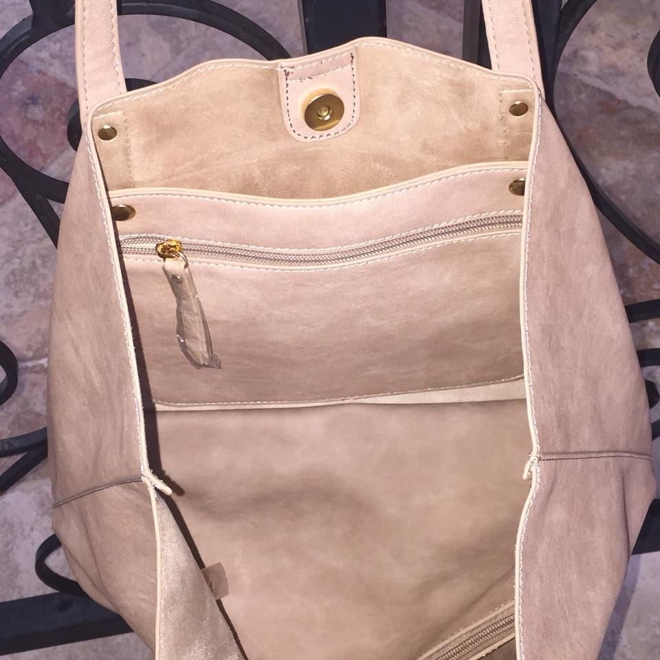 top-rated authentic online for sale best selection of Tan Vegan Leather Tote