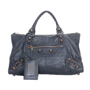 Balenciaga Satchel in Anthracite