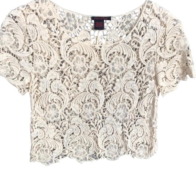 Item - Dress Up Or Down Ivory Top