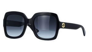 Gucci Square Style gg0036S 001 - FREE 3 DAY SHIPPING Chic