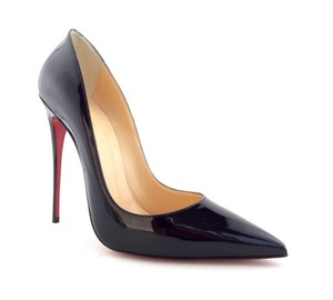 Christian Louboutin High Heels So Kate Kate Pigalle Black Pumps