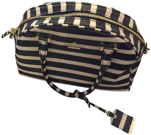 Kate Spade Satchel in navy and cream