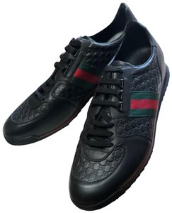 4cf3e8ae9da Gucci black Athletic. Gucci Black Sl 73 Sneakers Size US 12 Regular (M ...