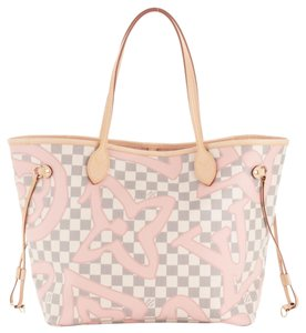 Louis Vuitton Tote in tahitienne azur