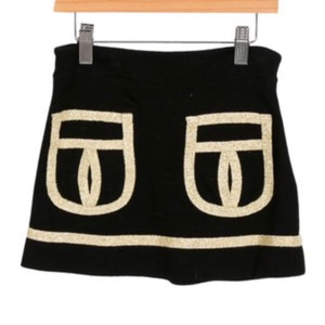 Sonia Rykiel Mini Skirt black