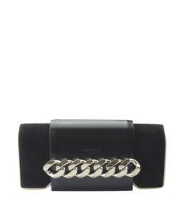 Givenchy Suede Black Clutch