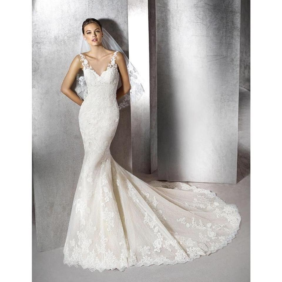 22ee9901b3 St. Patrick Off White  zaret  Gown 14 Feminine Wedding ...